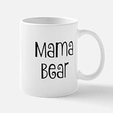 Mama Bear Mug Mugs