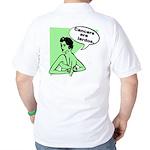 Cancers are Lardos Golf Shirt