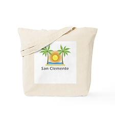 San Clemente Tote Bag