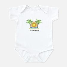 Oceanside Infant Bodysuit