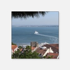 Lisbon View Sticker
