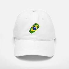 Conga Brazil Flag music Baseball Baseball Cap