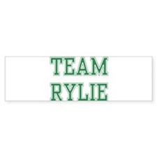 TEAM RYLIE Bumper Bumper Sticker