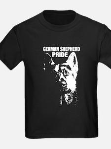 german shepherd pride T-Shirt