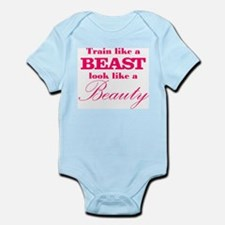 Train like a beast look like a beauty pink Body Su