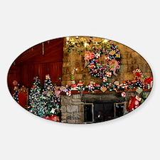 Oglebay Christmas Stickers