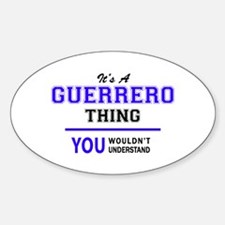 It's GUERRERO thing, you wouldn't understa Decal
