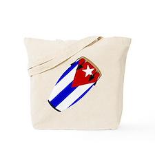 Conga Cuba Flag music Tote Bag