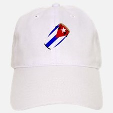 Conga Cuba Flag music Baseball Baseball Cap