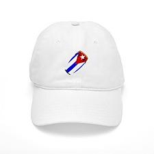 Conga Cuba Flag music Baseball Cap