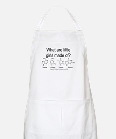 DNA Girls BBQ Apron