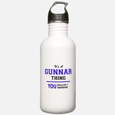 It's GUNNAR thing, you Water Bottle