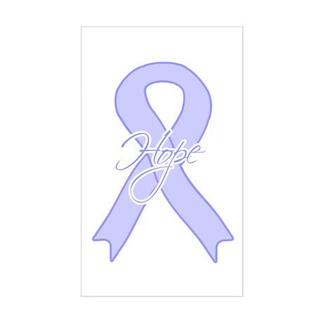Hope Rectangle Sticker