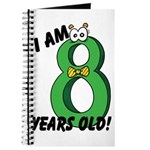 I am Eight Years Old! Journal
