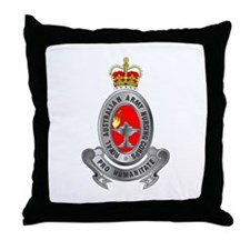 RAANC Throw Pillow