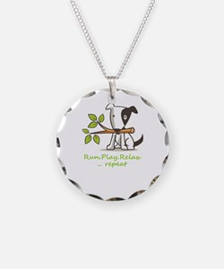 Cute Cats dogs Necklace