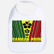 Samoan Pride Bib