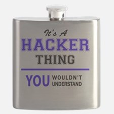 It's HACKER thing, you wouldn't understand Flask