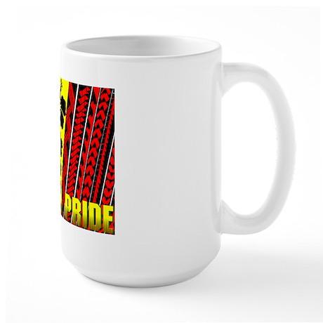Variety Design Large Mug