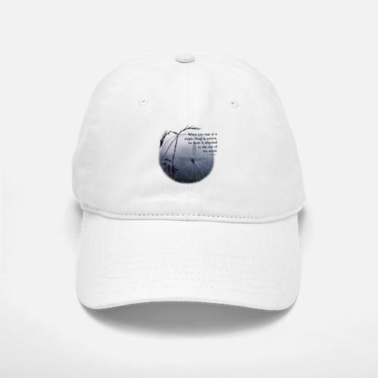 UU - Web of Life Baseball Baseball Cap