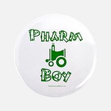 "Pharm Boy 3.5"" Button"