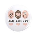 Peace Love I Do Bride 3.5