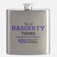 It's HAGGERTY thing, you wouldn't understand Flask