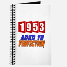 1953 Aged To Perfection Journal