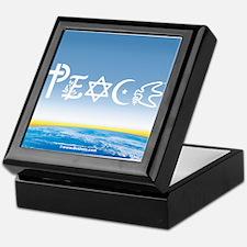 Peace On Earth at Sunrise Keepsake Box