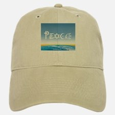 Peace On Earth at Sunrise Baseball Baseball Cap