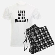 Don't Mess With Malagasy Pajamas