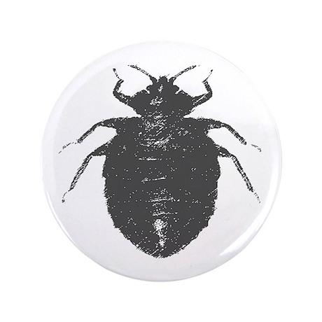 "bat bug 3.5"" Button (100 pack)"