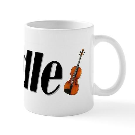 Fiddle! Violin! Celtic! Bluegrass! Mug