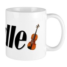 Fiddle! Violin! Celtic! Bluegrass! Small Mugs