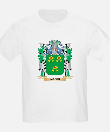 Maggi Coat of Arms - Family Crest T-Shirt