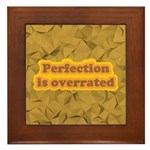 Perfection Framed Tile
