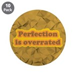 "Perfection 3.5"" Button (10 pack)"