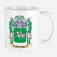 Maguire Coat of Arms - Family Crest Mugs