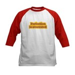 Perfection Kids Baseball Jersey