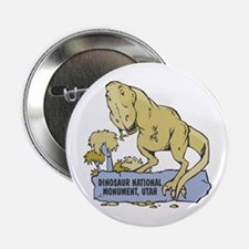 "Dino Monument 2.25"" Button"