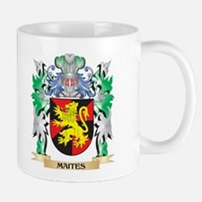 Maites Coat of Arms - Family Crest Mugs