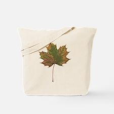 Autumn Leaf (Tote Bag)