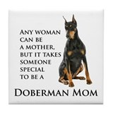 Doberman Coasters