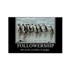 Followership Rectangle Magnet (10 pack)
