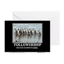 Followership Greeting Cards (Pk of 10)