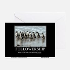 Followership Greeting Cards (Pk of 10)