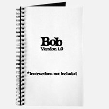 Bob Version 1.0 Journal