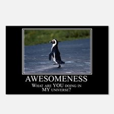 Awesomeness Postcards (Package of 8)