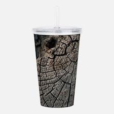 Tree Acrylic Double-Wall Tumbler