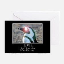 Evil Greeting Cards (Pk of 10)